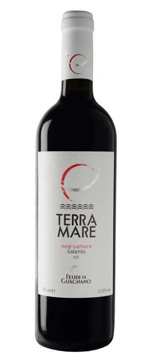 vino rosso terramare negroamaro feudi di guagnano