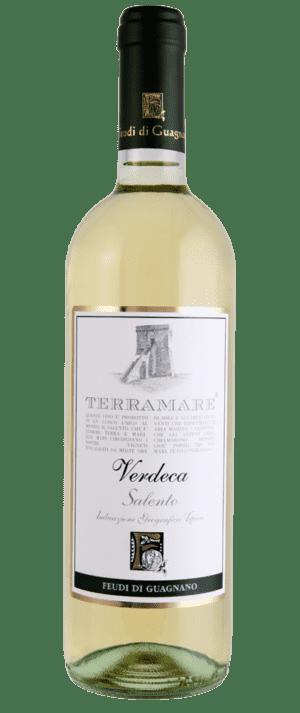 vino bianco terramare verdeca feudi di guagnano