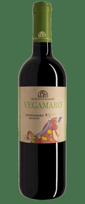 vino rosso vegano vegamaro feudi di guagnano