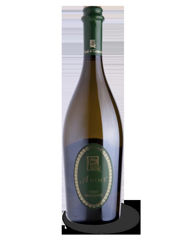 vino bianco frizzante animè feudi di guagnano prova