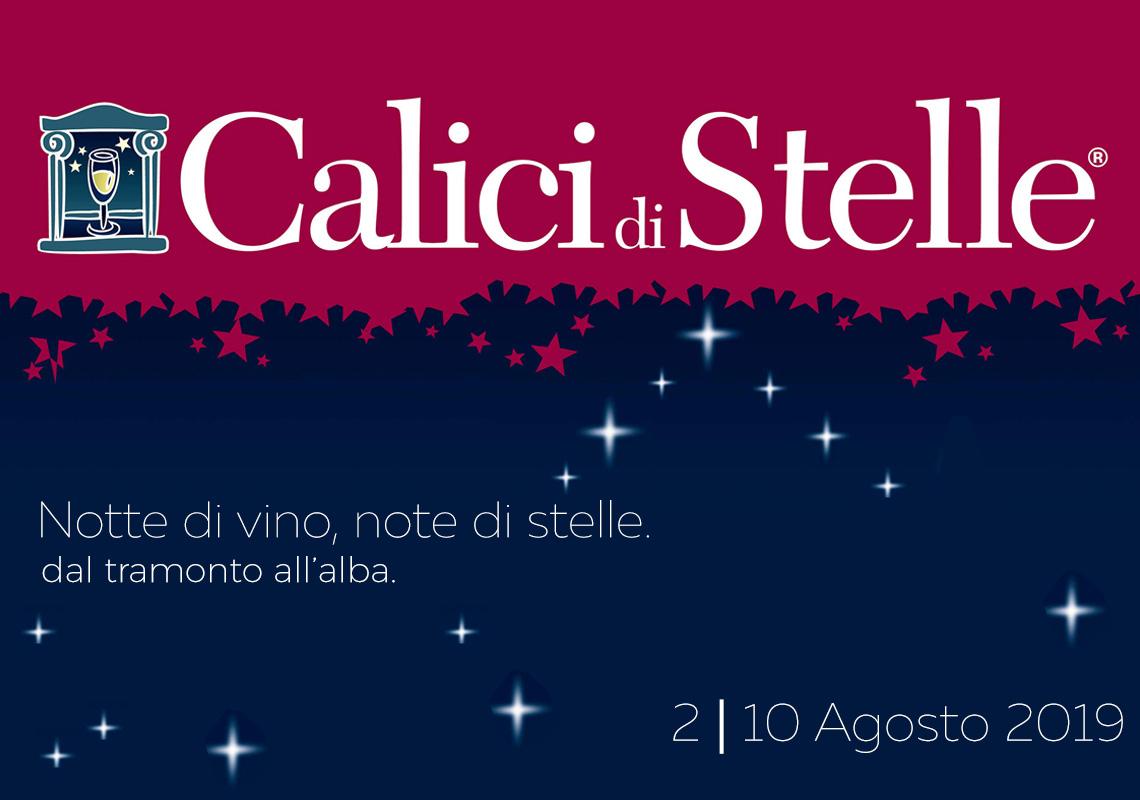 I vini di Feudi di Guagnano in degustazione a Calici di stelle 2019