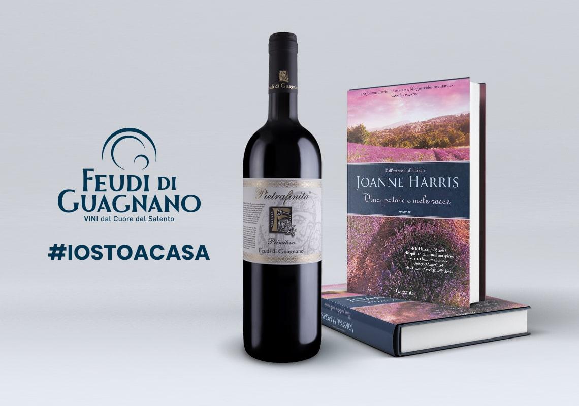 #Libridegustati, ovvero leggi un vino e degusta un libro!