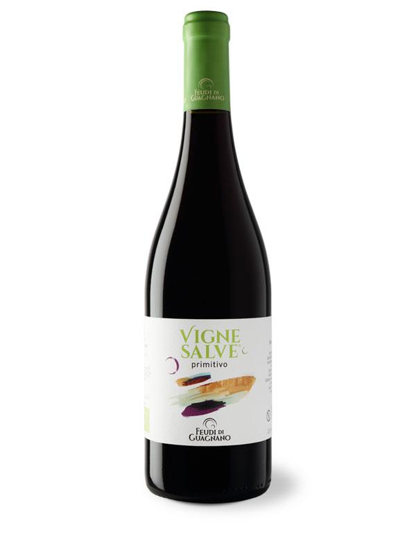 vigne salve primitivo feudi di guagnano